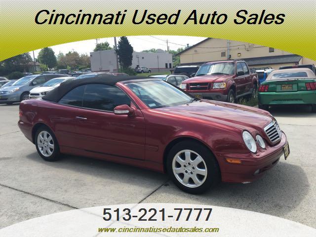2001 Mercedes Benz Clk 320 Photo 1 Cincinnati Oh 45255