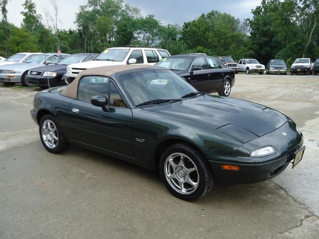 1997 Mazda Mx 5 Miata M Edition Photo 1 Cincinnati Oh