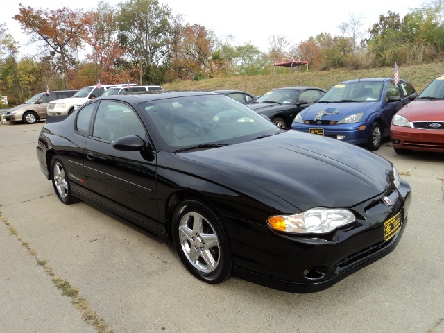 2004 Chevrolet Monte Carlo Ss Supercharged For Sale In Cincinnati Oh Stock 10422