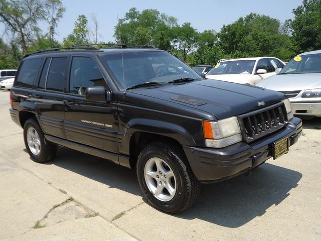1998 jeep grand cherokee 5 9 limited for sale in cincinnati, oh