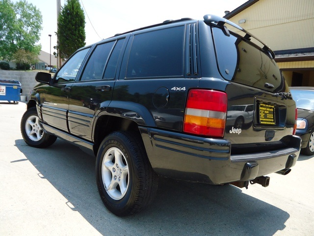 1998 jeep grand cherokee 5.9 limited for sale ebay