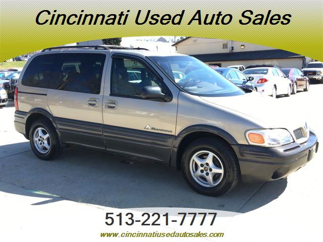 2000 Pontiac Montana - Photo 1 - Cincinnati, OH 45255