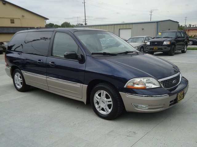2002 ford windstar sel for sale in cincinnati oh stock 10355 2002 ford windstar sel for sale in