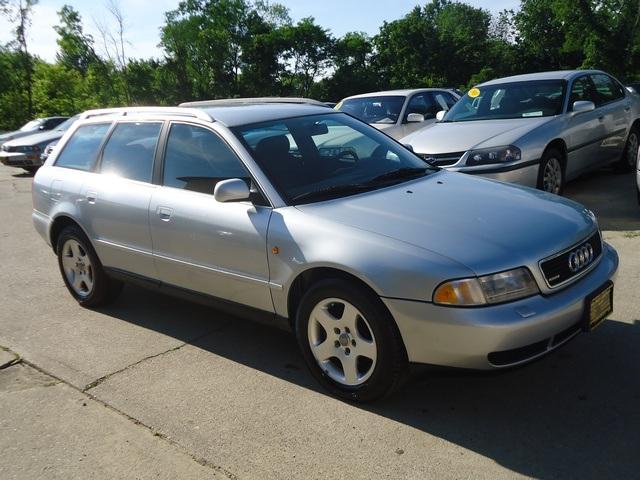 Audi A Avant Quattro For Sale In Cincinnati OH Stock - 1998 audi a4