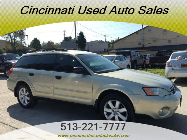 2006 Subaru Outback 2.5i Special Edition - Photo 1 - Cincinnati, OH 45255