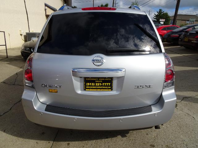 2008 Nissan Quest 3.5 SL - Photo 4 - Cincinnati, OH 45255