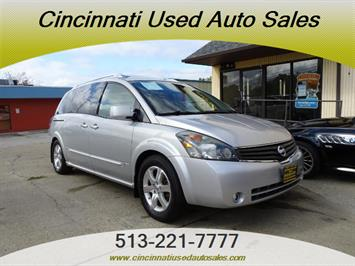 2008 Nissan Quest 3.5 SL - Photo 1 - Cincinnati, OH 45255