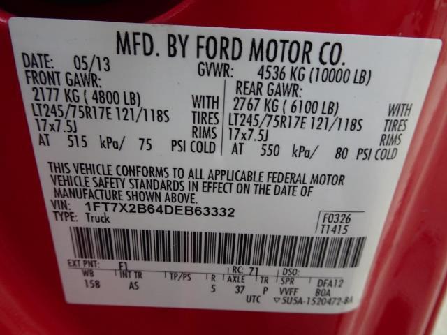 2013 Ford F-250 Super Duty XL - Photo 25 - Cincinnati, OH 45255