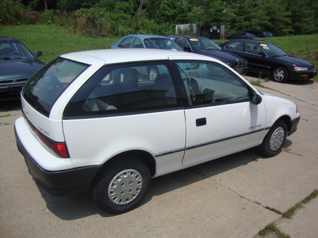 Geo Metro Used Car For Sale