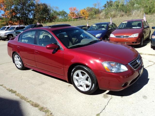 Amazing 2003 Nissan Altima 3.5 SE   Photo 1   Cincinnati, OH 45255