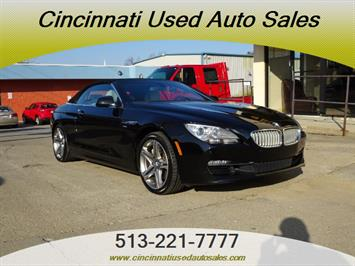 2012 BMW 650i xDrive Convertible