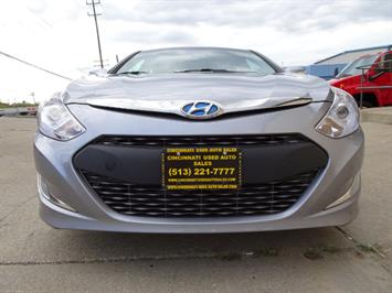 2015 Hyundai Sonata Hybrid - Photo 2 - Cincinnati, OH 45255