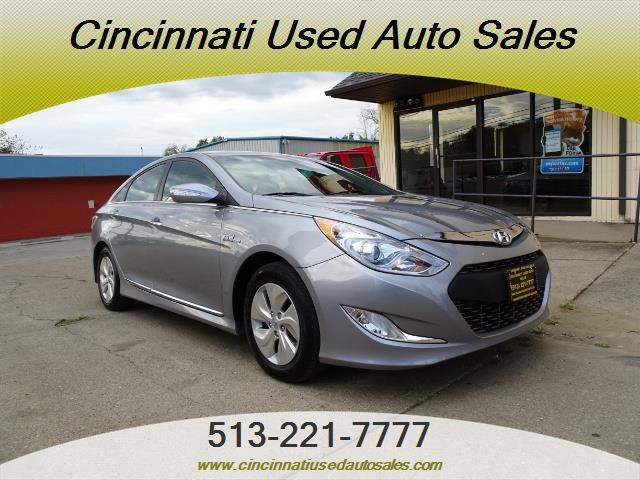 2015 Hyundai Sonata Hybrid - Photo 1 - Cincinnati, OH 45255