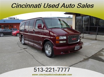2002 GMC Savana Limited Sedan