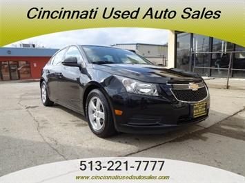 2014 Chevrolet Cruze 1LT Auto - Photo 1 - Cincinnati, OH 45255