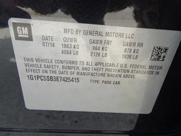 2014 Chevrolet Cruze 1LT Auto - Photo 24 - Cincinnati, OH 45255