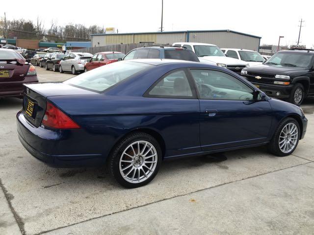 2001 Honda Civic EX For Sale In Cincinnati OH Stock