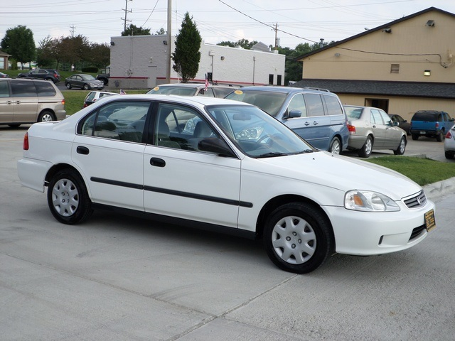 2000 honda civic lx for sale in cincinnati oh stock 11329. Black Bedroom Furniture Sets. Home Design Ideas