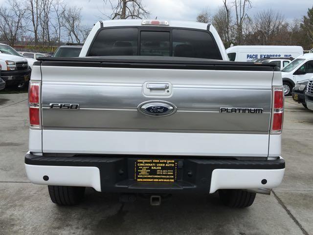 2009 Ford F 150 Platinum For Sale In Cincinnati Oh