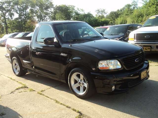 Ford F  Svt Lightning Photo  Cincinnati Oh