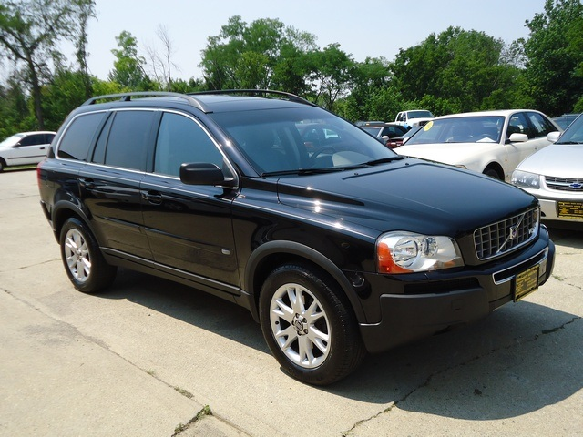 2005 volvo xc90 v8 for sale in cincinnati oh stock 11000. Black Bedroom Furniture Sets. Home Design Ideas