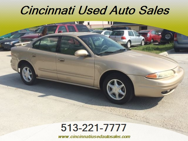 2001 Oldsmobile Alero Gl For Sale In Cincinnati Oh Stock Tr10231