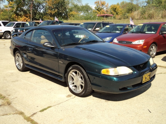 1997 Ford Mustang Gt For Sale In Cincinnati  Oh