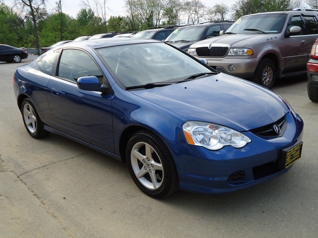 2002 acura rsx type s for sale in cincinnati oh stock. Black Bedroom Furniture Sets. Home Design Ideas