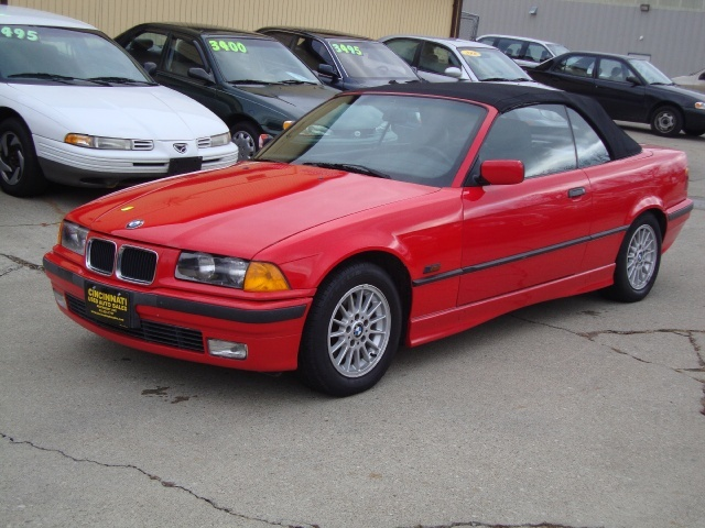 1996 Bmw 328i For Sale In Cincinnati Oh Stock 10104