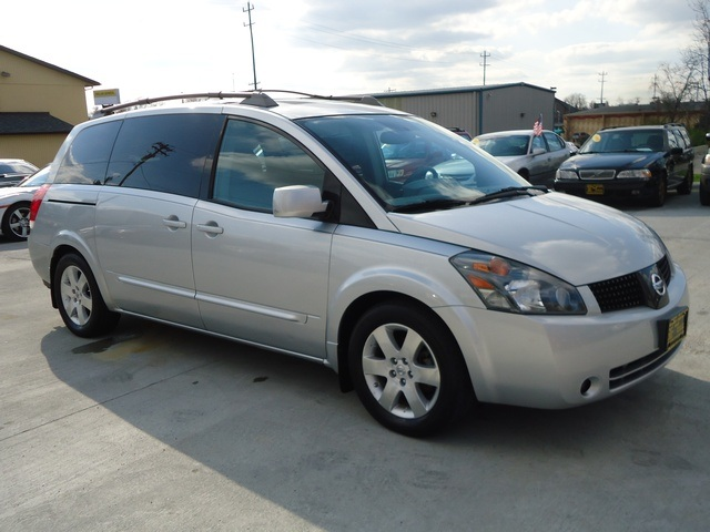 2005 nissan quest 3 5 se for sale in cincinnati oh stock 11073. Black Bedroom Furniture Sets. Home Design Ideas