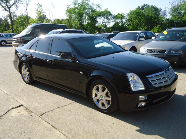 2005 Cadillac Sts For Sale In Cincinnati Oh Stock 10961