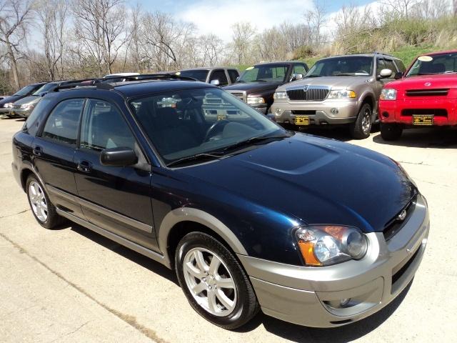 2005 Subaru Impreza Outback Sport Special Edition For Sale In