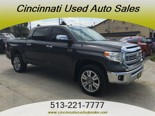 2015 toyota tundra 1794 for sale in cincinnati oh stock 12966. Black Bedroom Furniture Sets. Home Design Ideas
