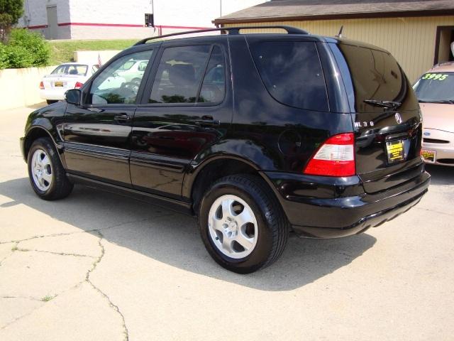 ... 2002 Mercedes Benz ML320   Photo 4   Cincinnati, OH 45255 ...