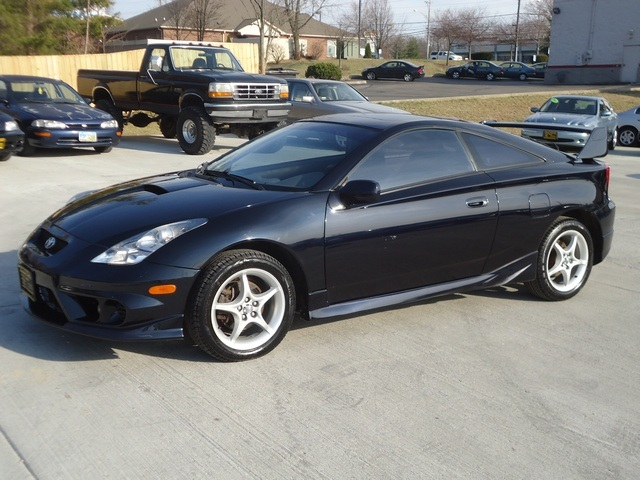 2002 Toyota Celica GT S   Photo 1   Cincinnati, OH 45255