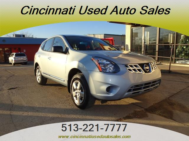 2015 Nissan Rogue S - Photo 1 - Cincinnati, OH 45255