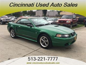 2001 Ford Mustang Convertible Convertible