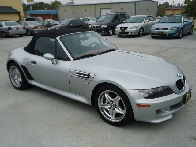 2000 Bmw M Roadster Amp Coupe For Sale In Cincinnati Oh Stock 11027