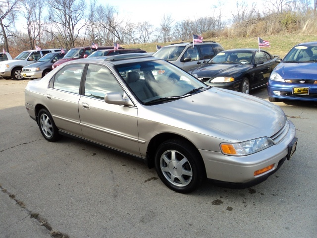 1995 Honda Accord Ex For Sale In Cincinnati Oh Stock