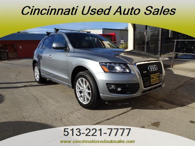 2010 Audi Q5 3.2 quattro Premium Plus - Photo 1 - Cincinnati, OH 45255