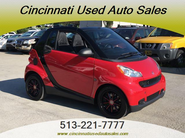 2010 Smart Fortwo Passion Cabriolet For Sale In Cincinnati Oh Stock