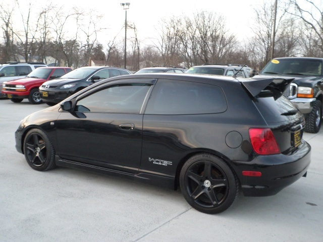 2005 honda civic si for sale in cincinnati oh stock 11511. Black Bedroom Furniture Sets. Home Design Ideas