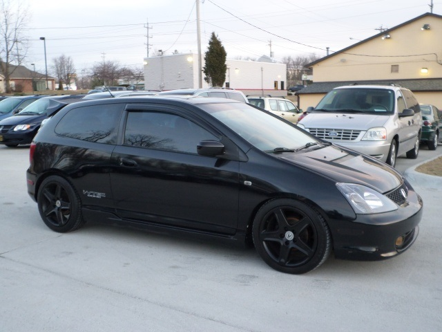 2005 Honda Civic Si   Photo 1   Cincinnati, OH 45255