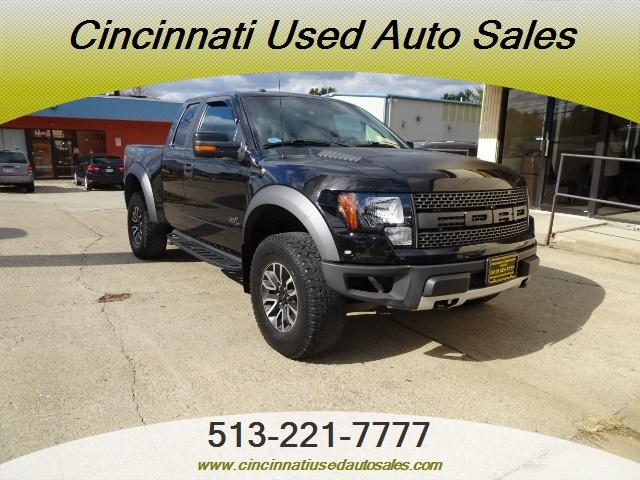 2012 Ford Raptor For Sale >> 2012 Ford F 150 Svt Raptor For Sale In Cincinnati Oh Stock