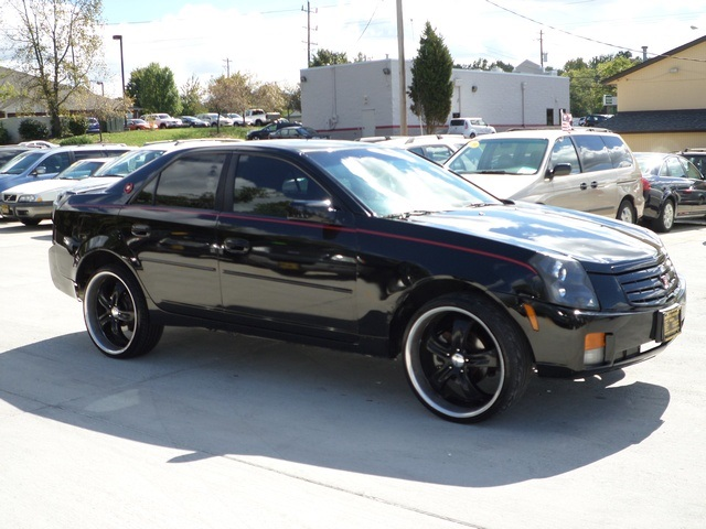 2003 Cadillac CTS for sale in Cincinnati, OH | Stock #: TR10164
