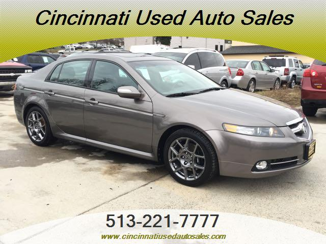 2008 Acura Tl Type S For Sale In Cincinnati Oh Stock 12634