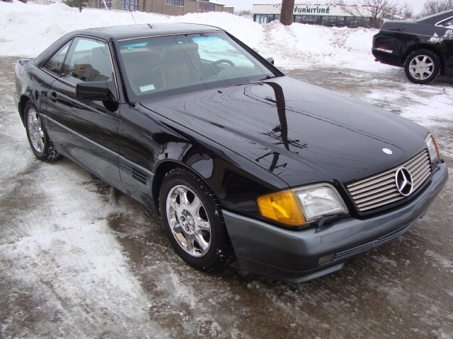1992 mercedes benz 500sl for sale in cincinnati oh for Mercedes benz cincinnati service