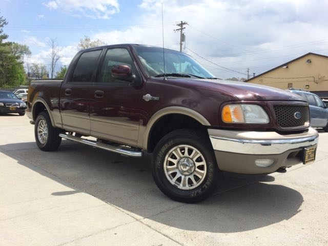 03 ford f150 king ranch