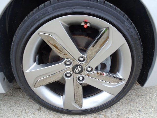 2013 Hyundai Veloster Turbo - Photo 28 - Cincinnati, OH 45255