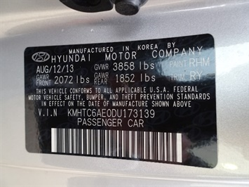 2013 Hyundai Veloster Turbo - Photo 25 - Cincinnati, OH 45255
